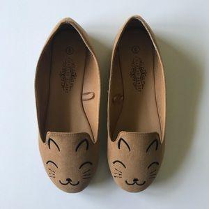 Cat Flats 😺